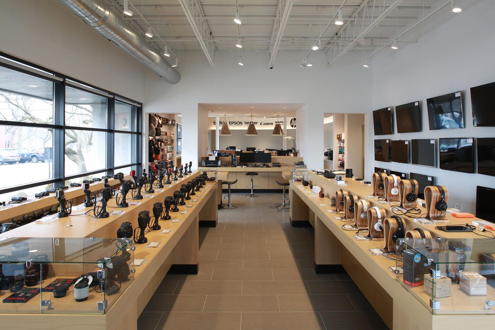 Chiến lược thiết kế showroom
