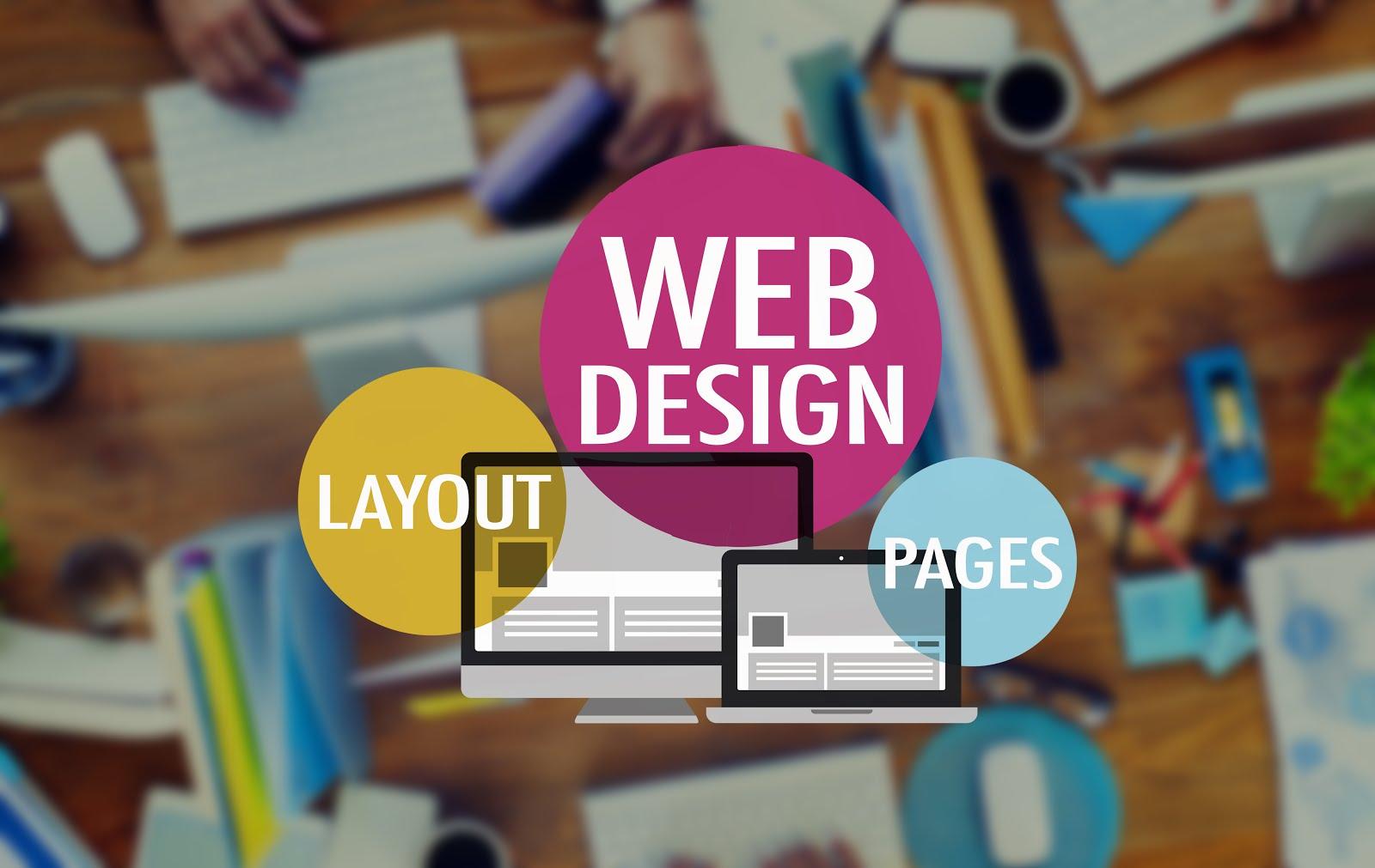 Những lưu ý khi thiết kế website