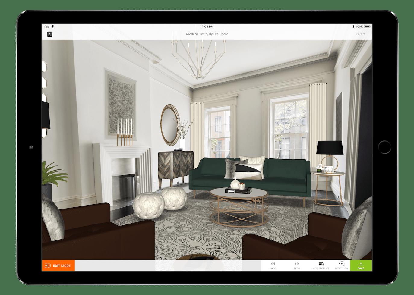 Tương lai của thiết kế nội thất