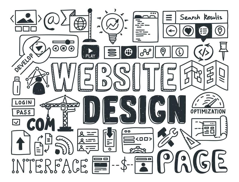 5 lý do hàng đầu để chọn một thiết kế trang web tối giản